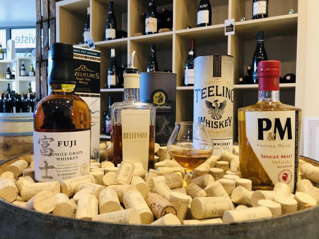 cave à Whisky Japonais Carry Sausset