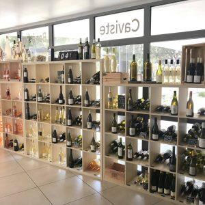 vin caviste cave à vin sausset carry wine